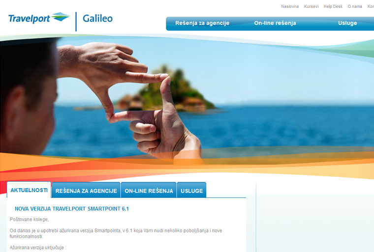 Galileo Adriatic by Travelport