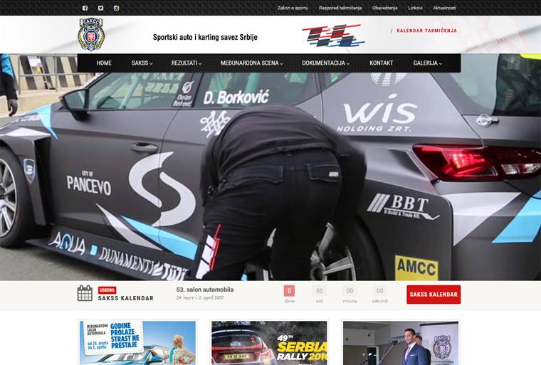 Sportski auto i karting savez Srbije